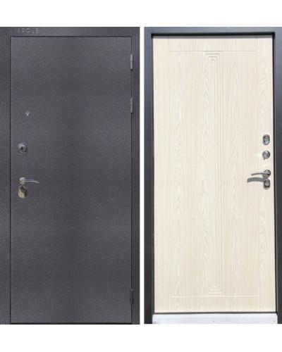 Входная дверь Аргус Тепло серебро Терморазрыв