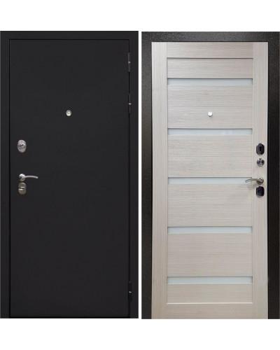 Входная дверь Аргус Вариант Белый Ясень