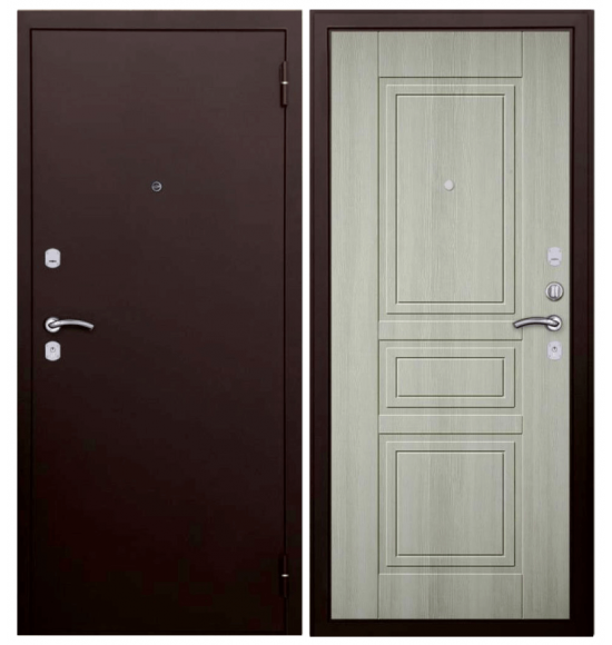 Входная дверь Аргус 2 (ларче)