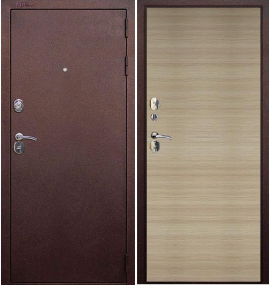 Входная дверь Аргус 4 (капучино)